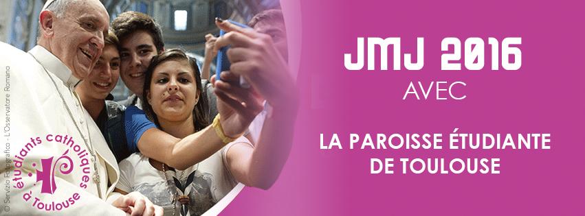 En route pour les JMJ 2016 en Pologne avec la Paroisse étudiante de Toulouse