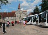 J14 : Bus et retraite de relecture!