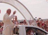 J13 : Messe d'envoi avec le pape et près de 3 millions de jeunes